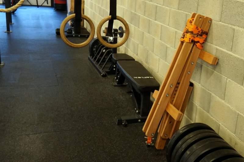 Balansa Slackline Woodie Indoor Slackline Fitnes Oprema